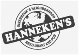 HANNEKEN'S INNSBROOK'S NEIGHBORHOOD RESTAURANT AND PUB