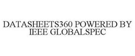 DATASHEETS360 POWERED BY IEEE GLOBALSPEC