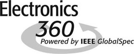 ELECTRONICS 360 POWERED BY IEEE GLOBALSPEC