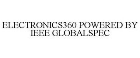 ELECTRONICS360 POWERED BY IEEE GLOBALSPEC