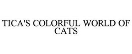 TICA'S COLORFUL WORLD OF CATS