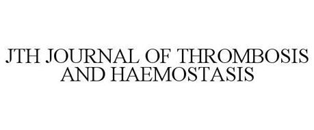 JTH JOURNAL OF THROMBOSIS AND HAEMOSTASIS