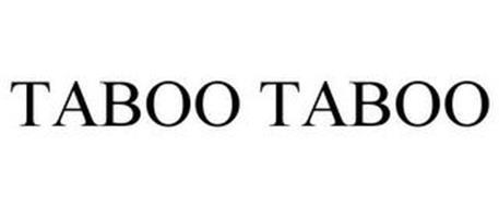 TABOO TABOO