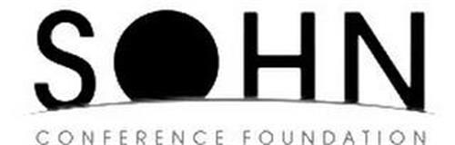 SOHN CONFERENCE FOUNDATION