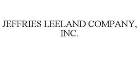 JEFFRIES LEELAND COMPANY, INC.