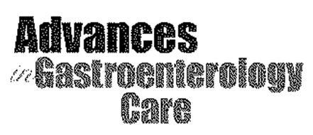 ADVANCES IN GASTROENTEROLOGY CARE