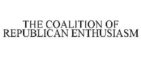 THE COALITION OF REPUBLICAN ENTHUSIASM