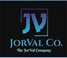 JV JORVAL CO. THE JORVAL COMPANY
