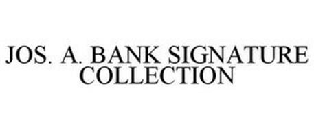 JOS. A. BANK SIGNATURE COLLECTION