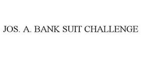 JOS. A. BANK SUIT CHALLENGE