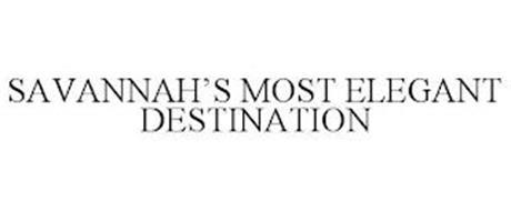 SAVANNAH'S MOST ELEGANT DESTINATION