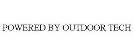 POWERED BY OUTDOOR TECH