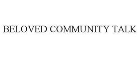 BELOVED COMMUNITY TALK