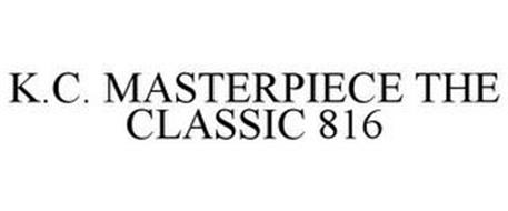 K.C. MASTERPIECE THE CLASSIC 816