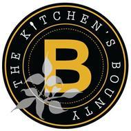 THE KITCHEN'S BOUNTY B
