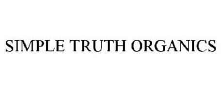 SIMPLE TRUTH ORGANIC