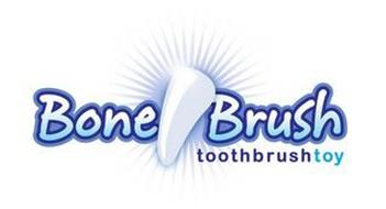 BONE BRUSH TOOTHBRUSH TOY