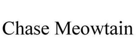 CHASE MEOWTAIN