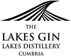 THE LAKES GIN LAKES DISTILLERY CUMBRIA