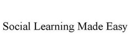 SOCIAL LEARNING MADE EASY