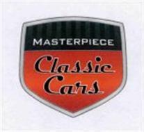 MASTERPIECE CLASSIC CARS