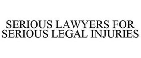 SERIOUS LAWYERS FOR SERIOUS LEGAL INJURIES