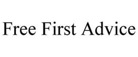 FREE FIRST ADVICE