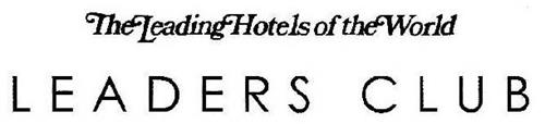 THE LEADING HOTELS OF THE WORLD LEADERS CLUB