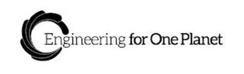 ENGINEERING FOR ONE PLANET