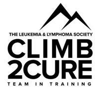 THE LEUKEMIA & LYMPHOMA SOCIETY CLIMB 2CURE TEAM IN TRAINING