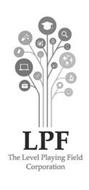 LPF THE LEVEL PLAYING FIELD CORPORATION