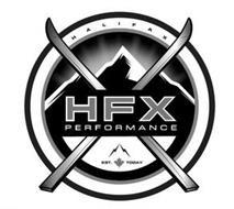 HFX PERFORMANCE HALIFAX EST. TODAY