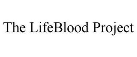 THE LIFEBLOOD PROJECT
