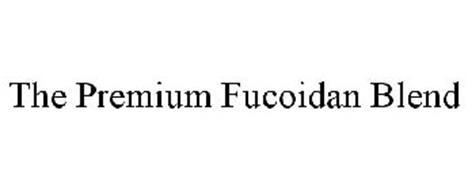 THE PREMIUM FUCOIDAN BLEND