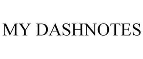 MY DASHNOTES