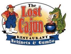 THE LOST CAJUN RESTAURANT BEIGNETS & GUMBO