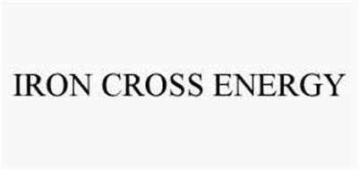 IRON CROSS ENERGY