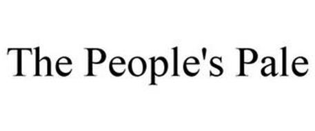 THE PEOPLE'S PALE