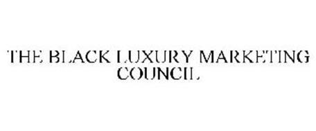 THE BLACK LUXURY MARKETING COUNCIL