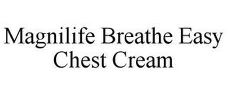 MAGNILIFE BREATHE EASY CHEST CREAM