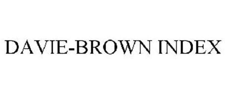 DAVIE-BROWN INDEX