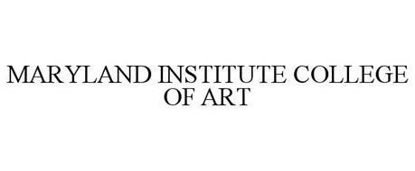 MARYLAND INSTITUTE COLLEGE OF ART