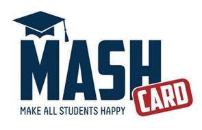 MASH CARD MAKE ALL STUDENTS HAPPY