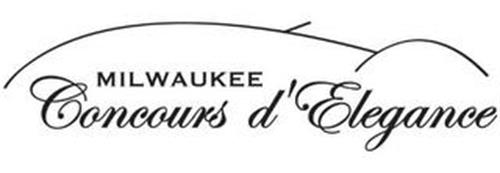 MILWAUKEE CONCOURS D' ELEGANCE