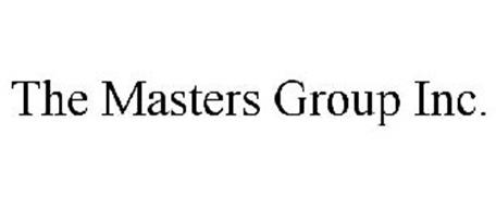 THE MASTERS GROUP INC.