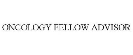ONCOLOGY FELLOW ADVISOR
