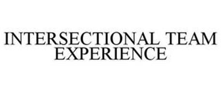 INTERSECTIONAL TEAM EXPERIENCE