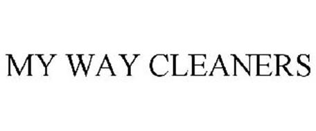 MY WAY CLEANERS