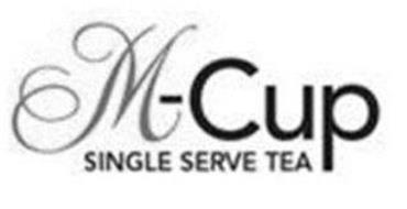 M-CUP SINGLE SERVE TEA