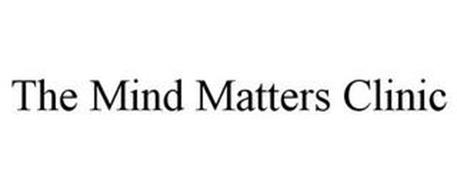 THE MIND MATTERS CLINIC